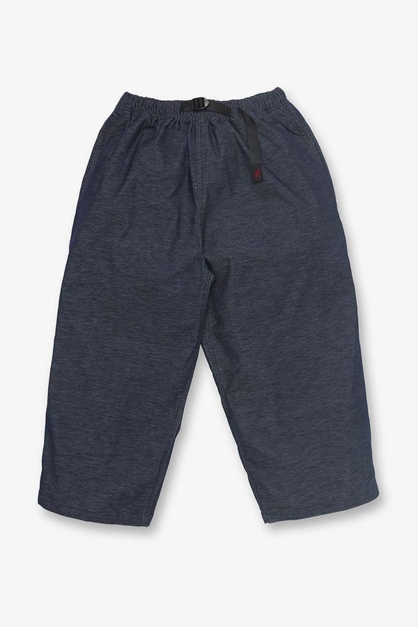 AMERICAN VELVETEEN BALLOON PANTS NAVY HEATHER