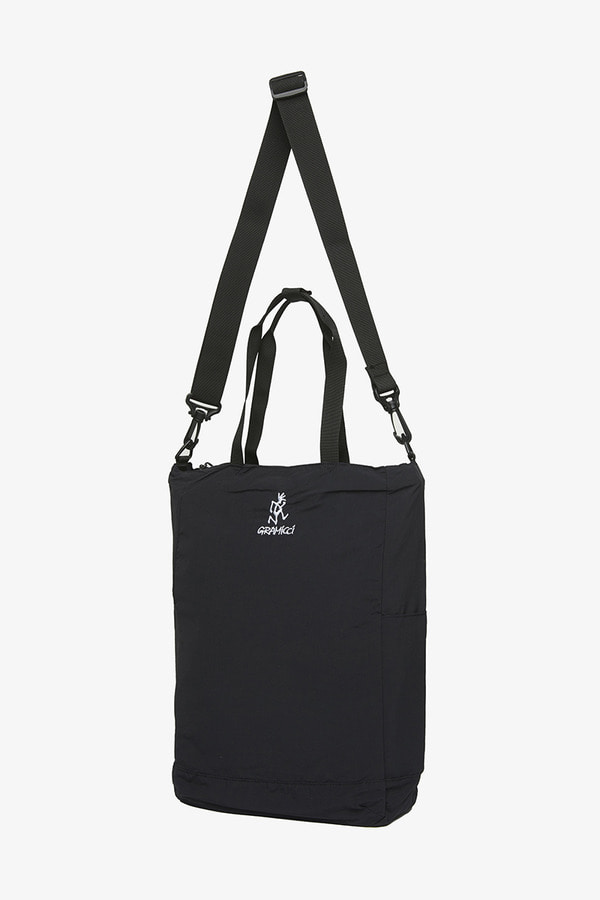 SHOPPER TOTE BLACK