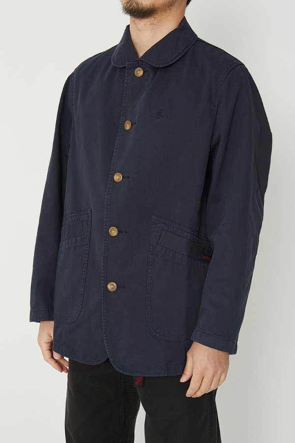 WORK JACKET DOUBLE NAVY