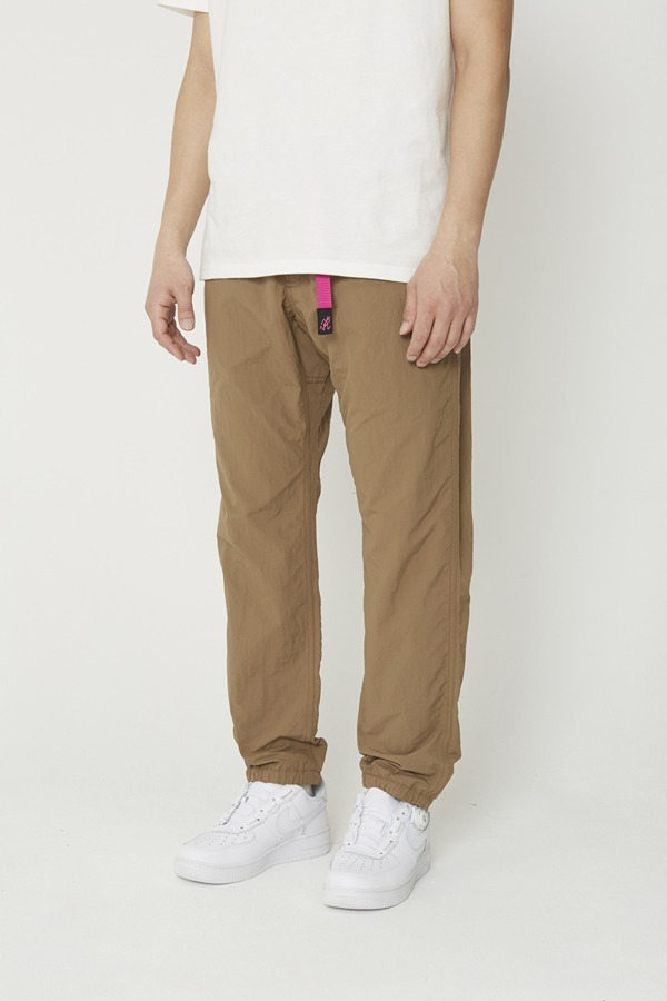 On The Spot x GRAMICCI TRACK PANTS TAN