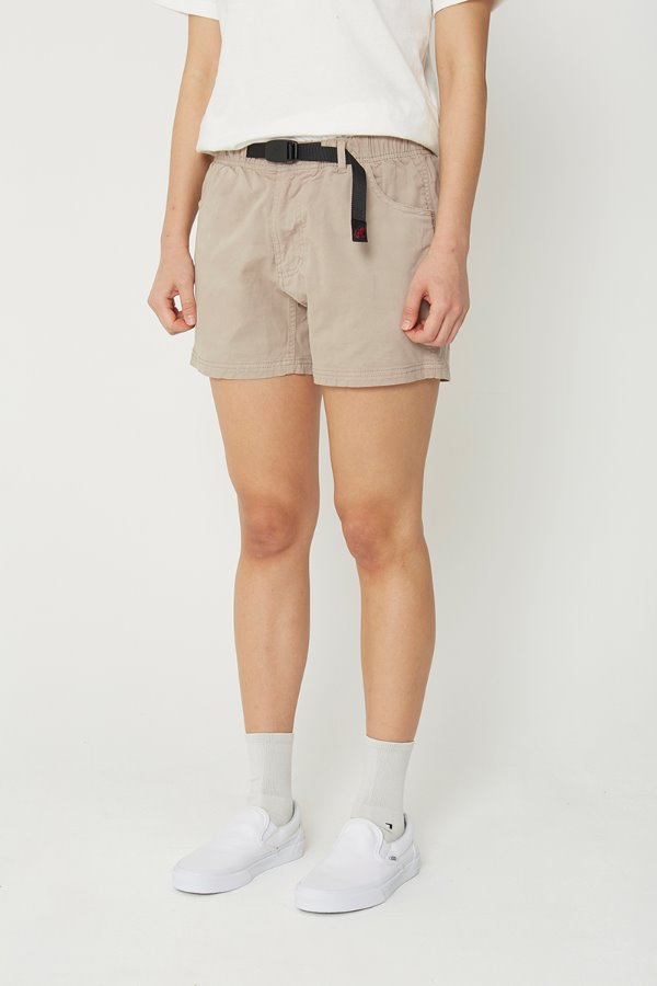 VERY SHORTS TAUPE