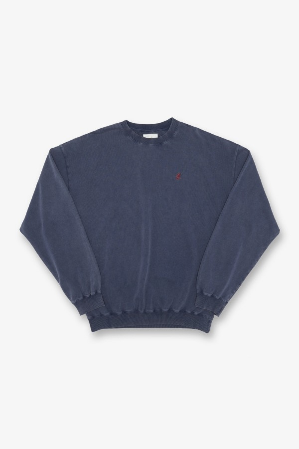 SWEAT SHIRTS DOUBLE NAVY