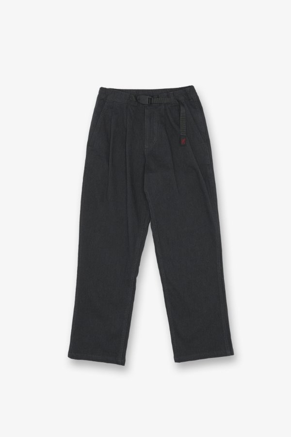 GURKHA PANTS HEATHER CHARCOAL