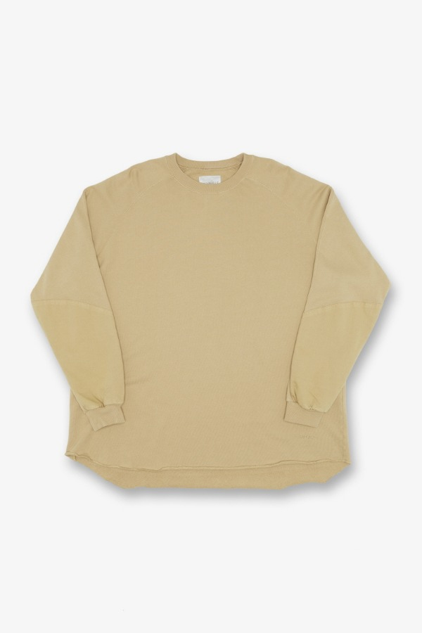 TALECUT SWEAT BEIGE