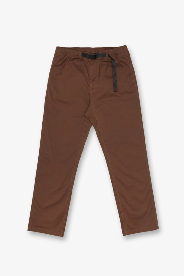 NN-PANTS JUST CUT BROWN