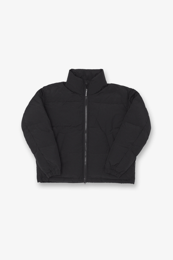 SHORT DOWN JACKET BLACK