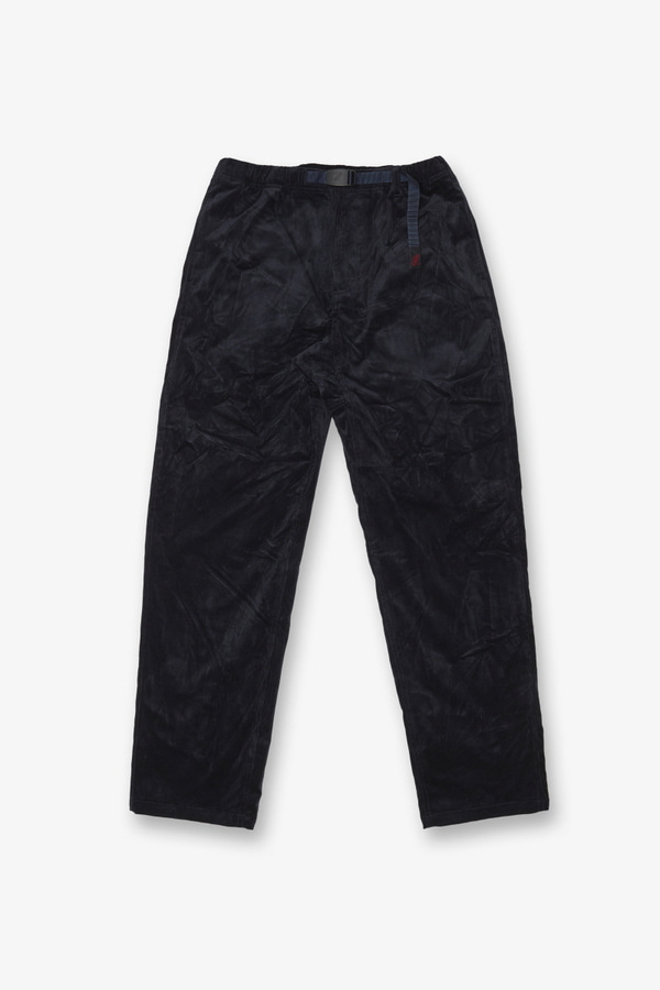 CORDUROY GRAMICCI PANTS DOUBLE NAVY