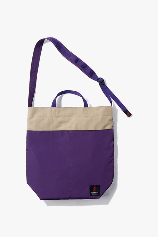 GRAMICCI SHOPPER PURPLE x SAND