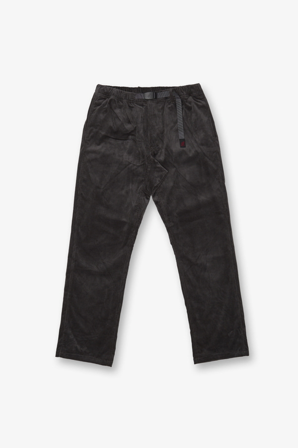 CORDUROY NN-PANTS JUST CUT CHARCOAL