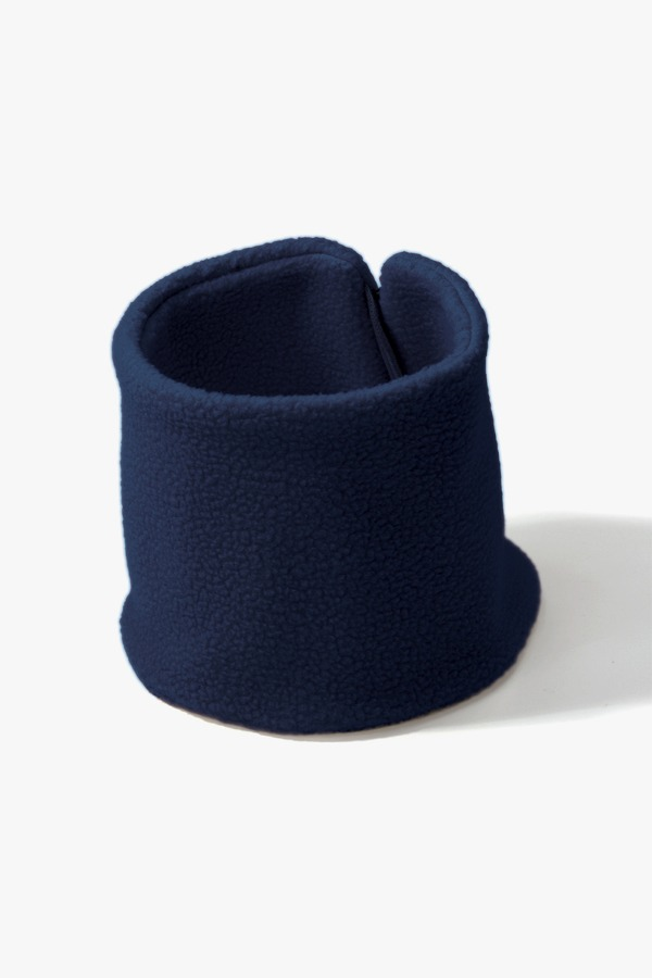 BOA FLEECE NECK WARMER NAVY