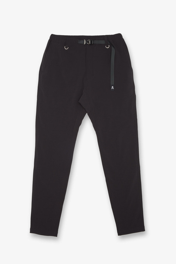 GRAMICCI x Mastermind SLIM LONG PANTS BLACK