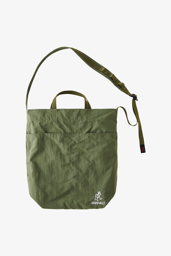 GRAMICCI SHOPPER OLIVE