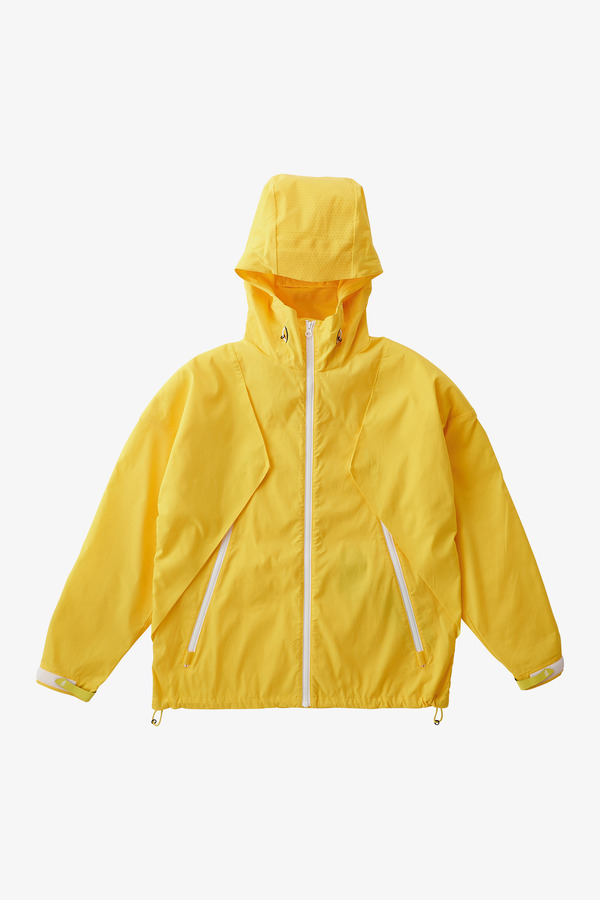 RECTAS BIG FLAP JACKET YELLOW