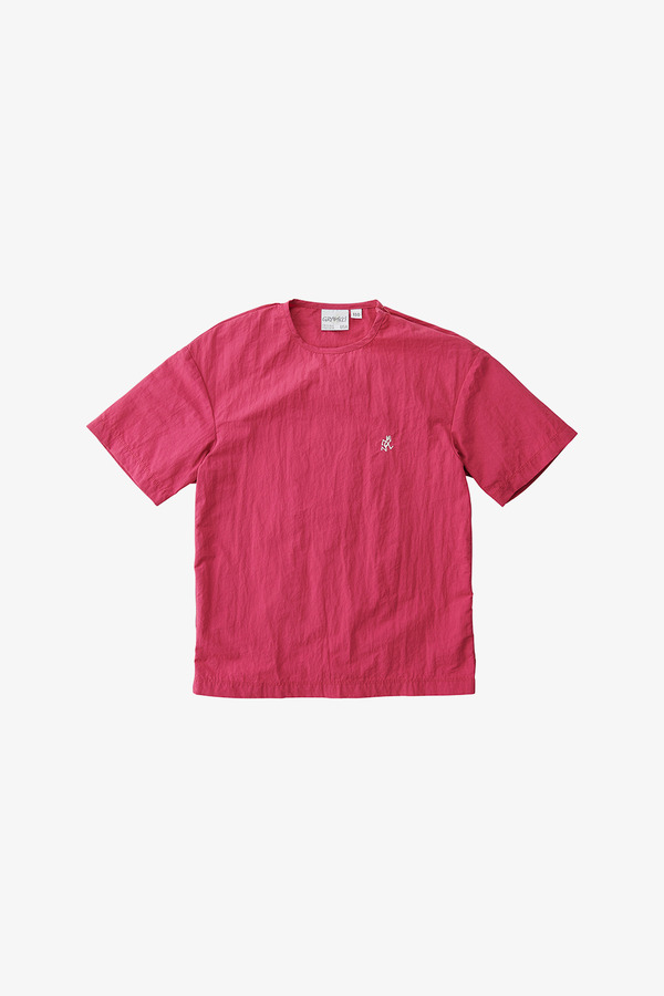 KIDS SHELL CAMP TEE RASPBERRY