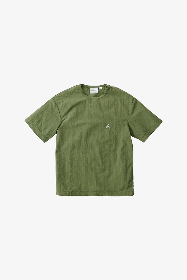 KIDS SHELL CAMP TEE OLIVE