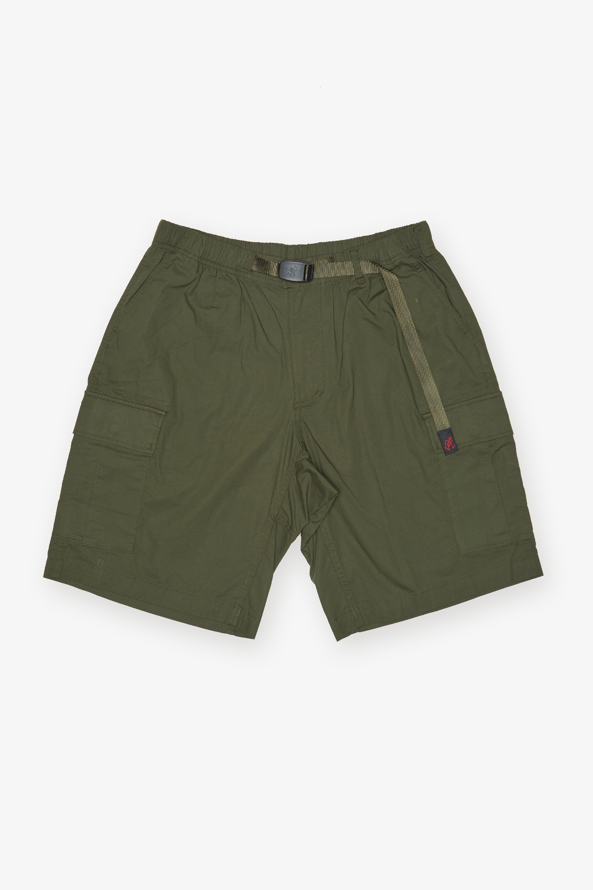WEATHER CARGO SHORTS DEEP OLIVE