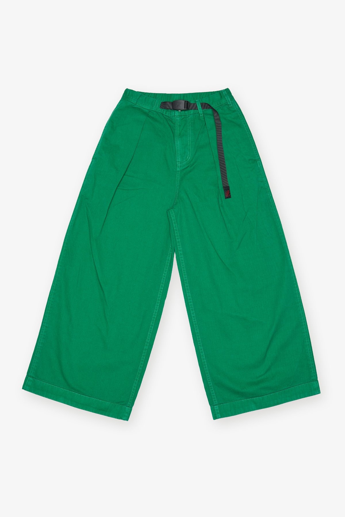 BAGGY PANTS MIDDLE GREEN