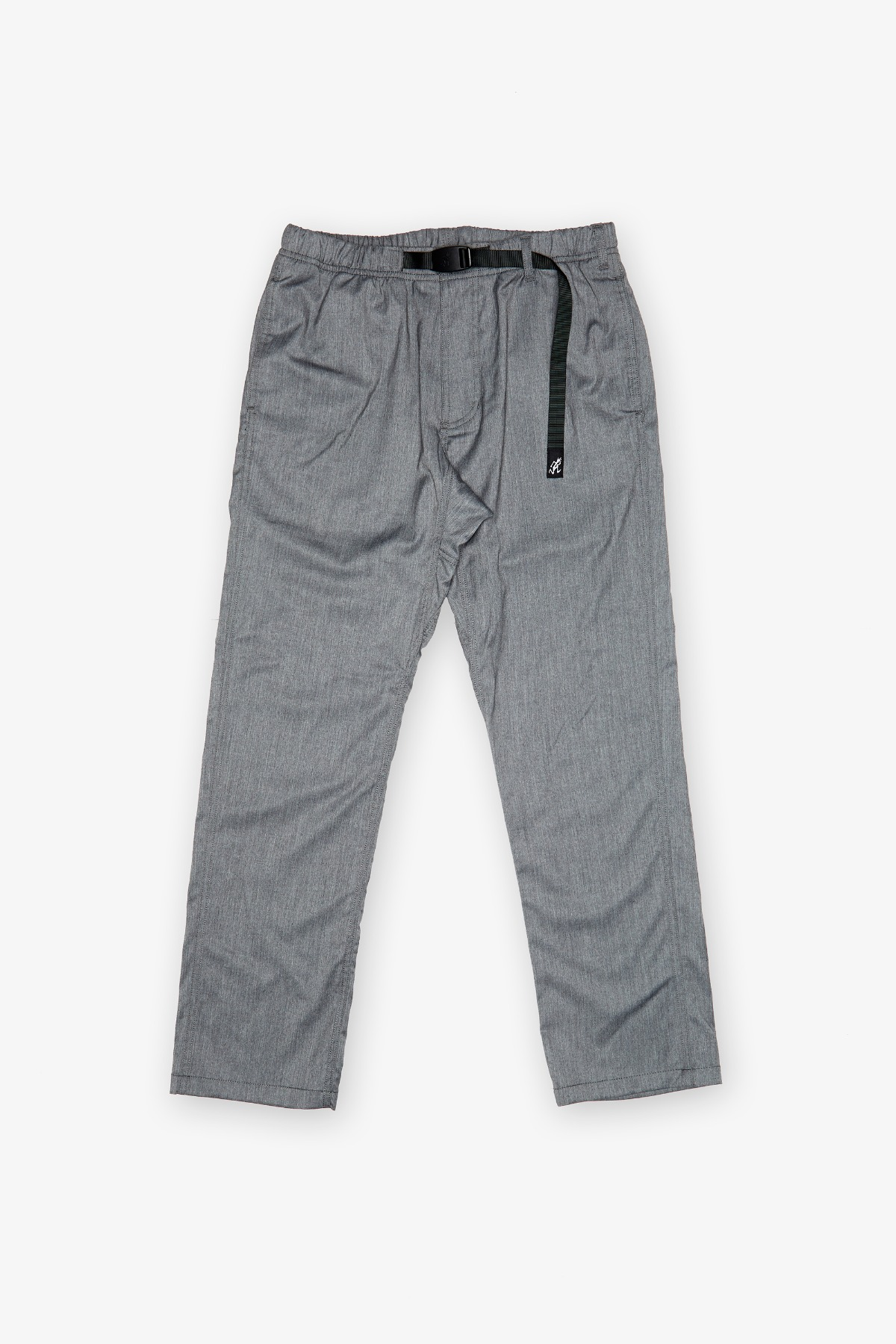 GABARDINE NN-PANTS JUST CUT GREY