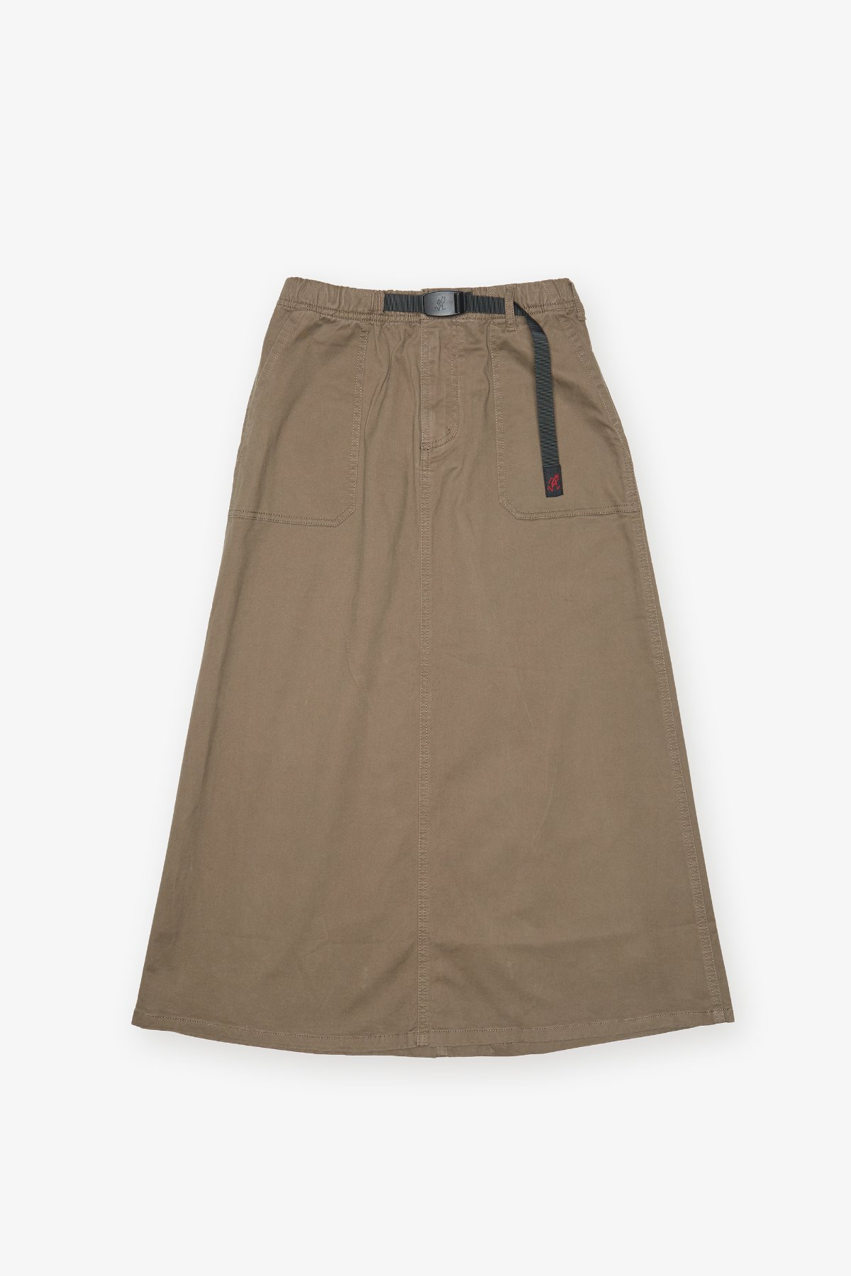 BAKER SKIRT WALNAUT