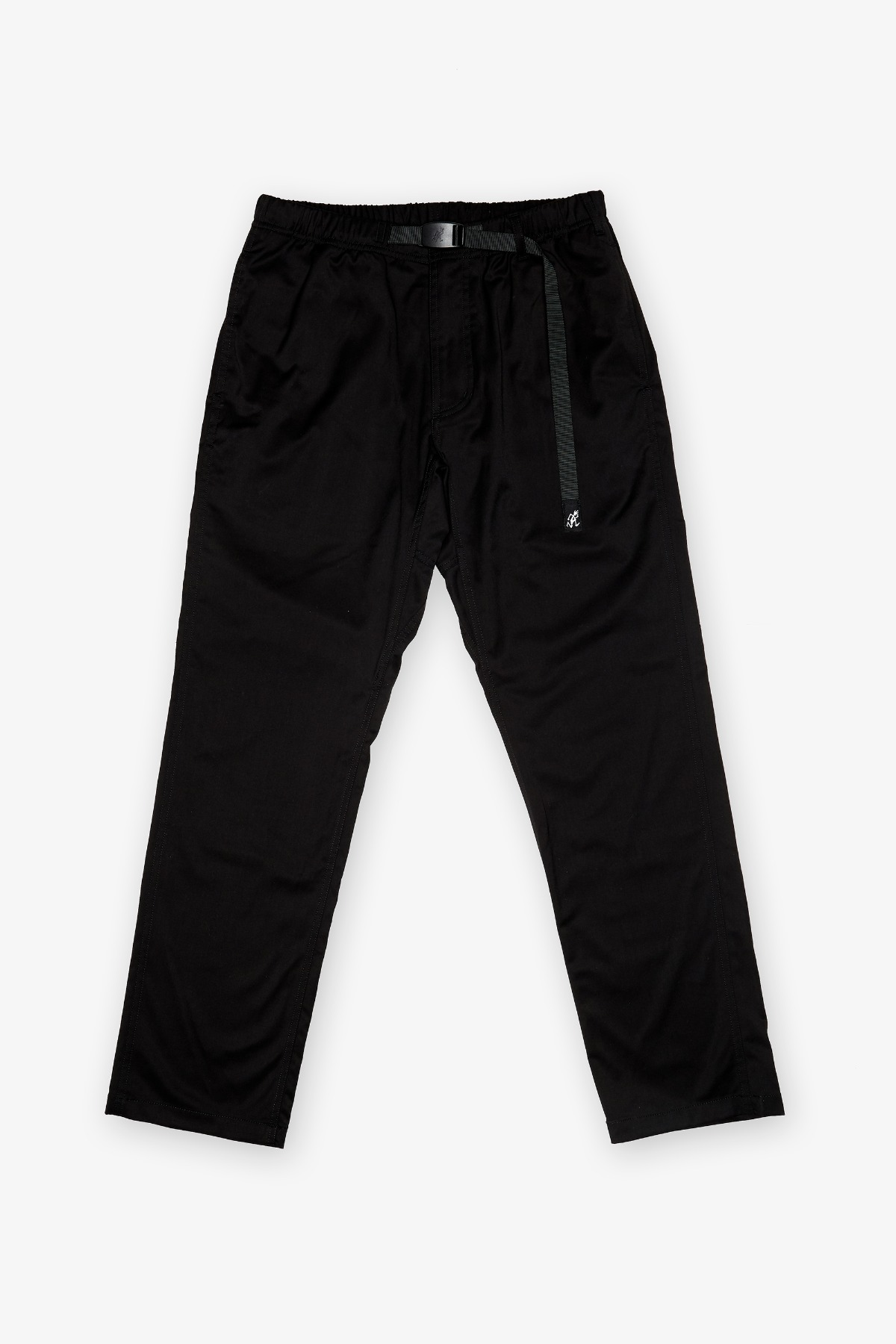 GABARDINE NN-PANTS JUST CUT BLACK