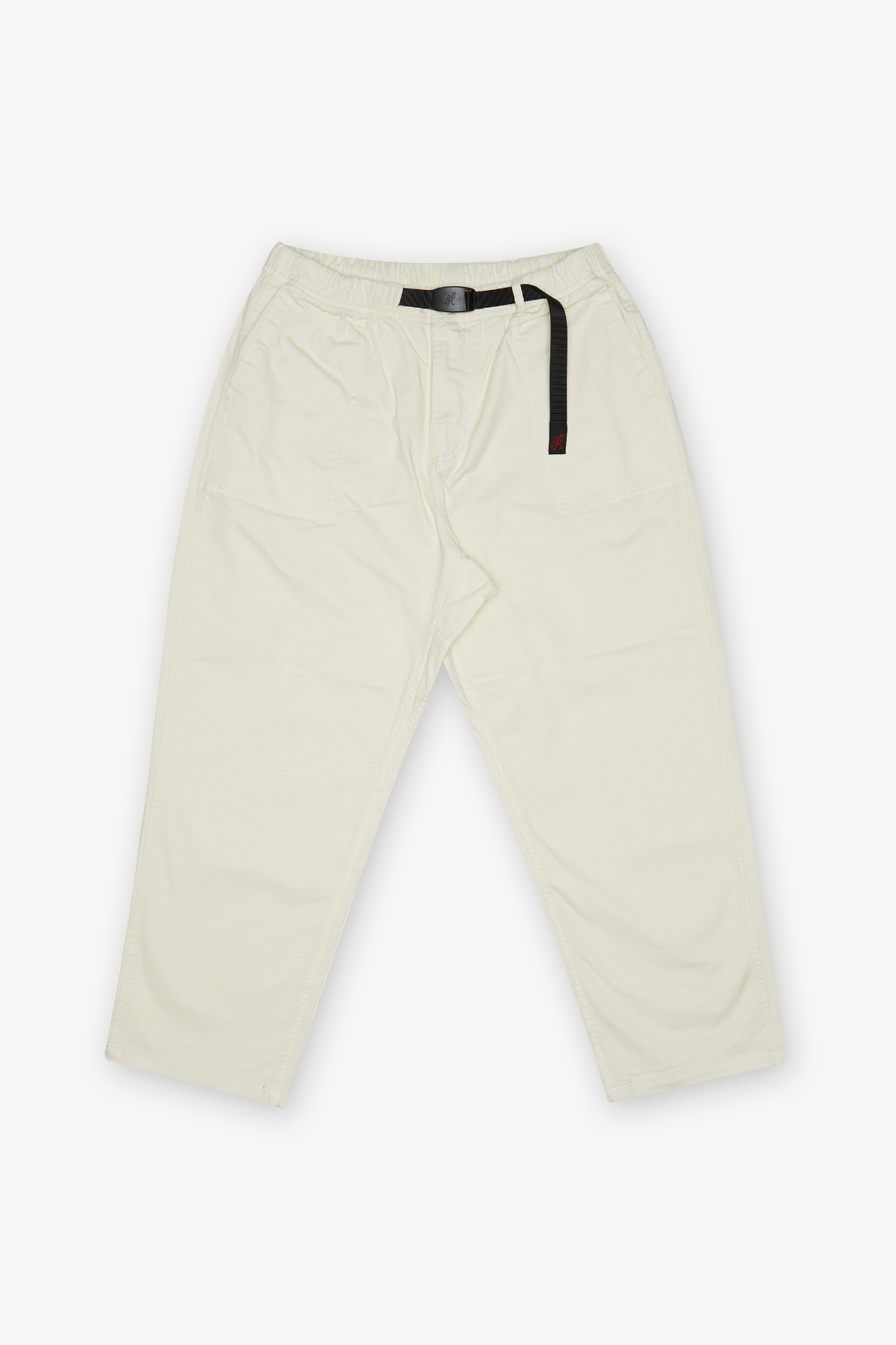 LOOSE TAPERED PANTS NATURAL