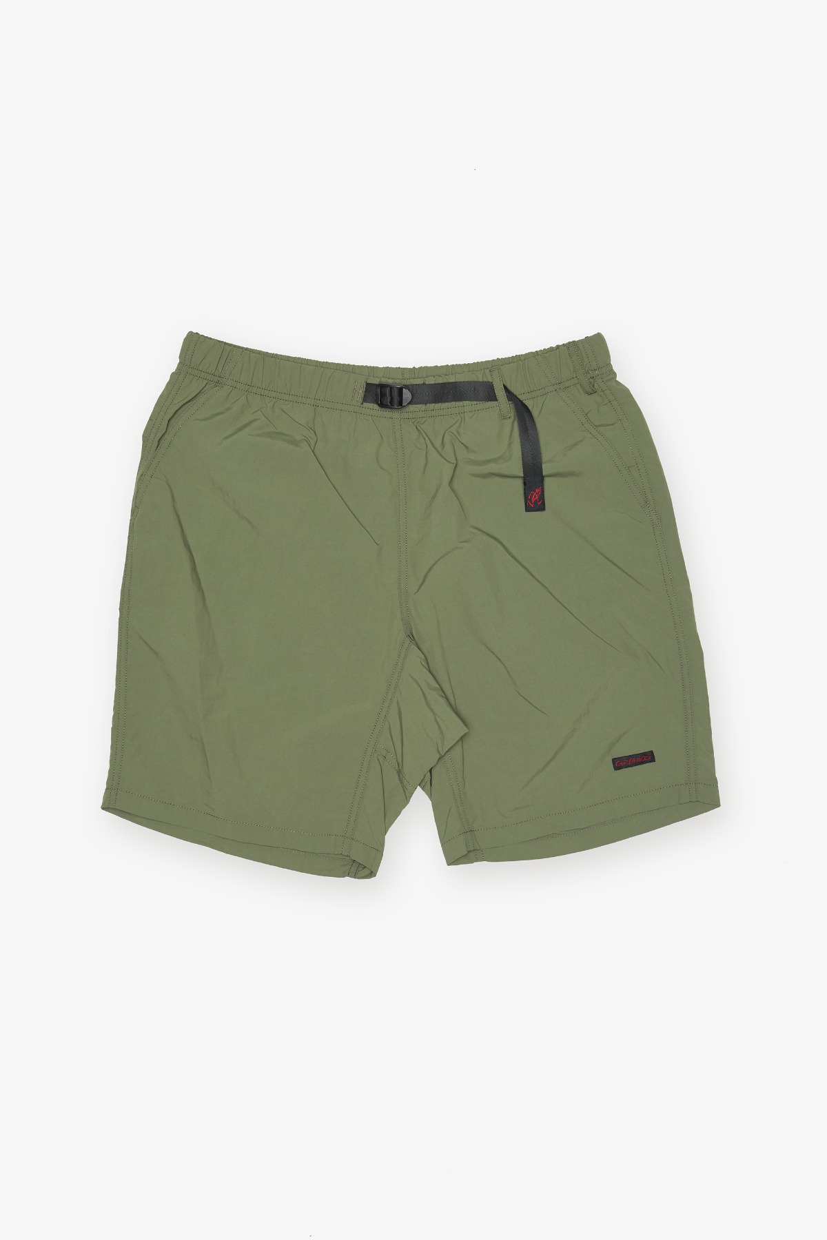 SHELL PACKABLE SHORTS OLIVE