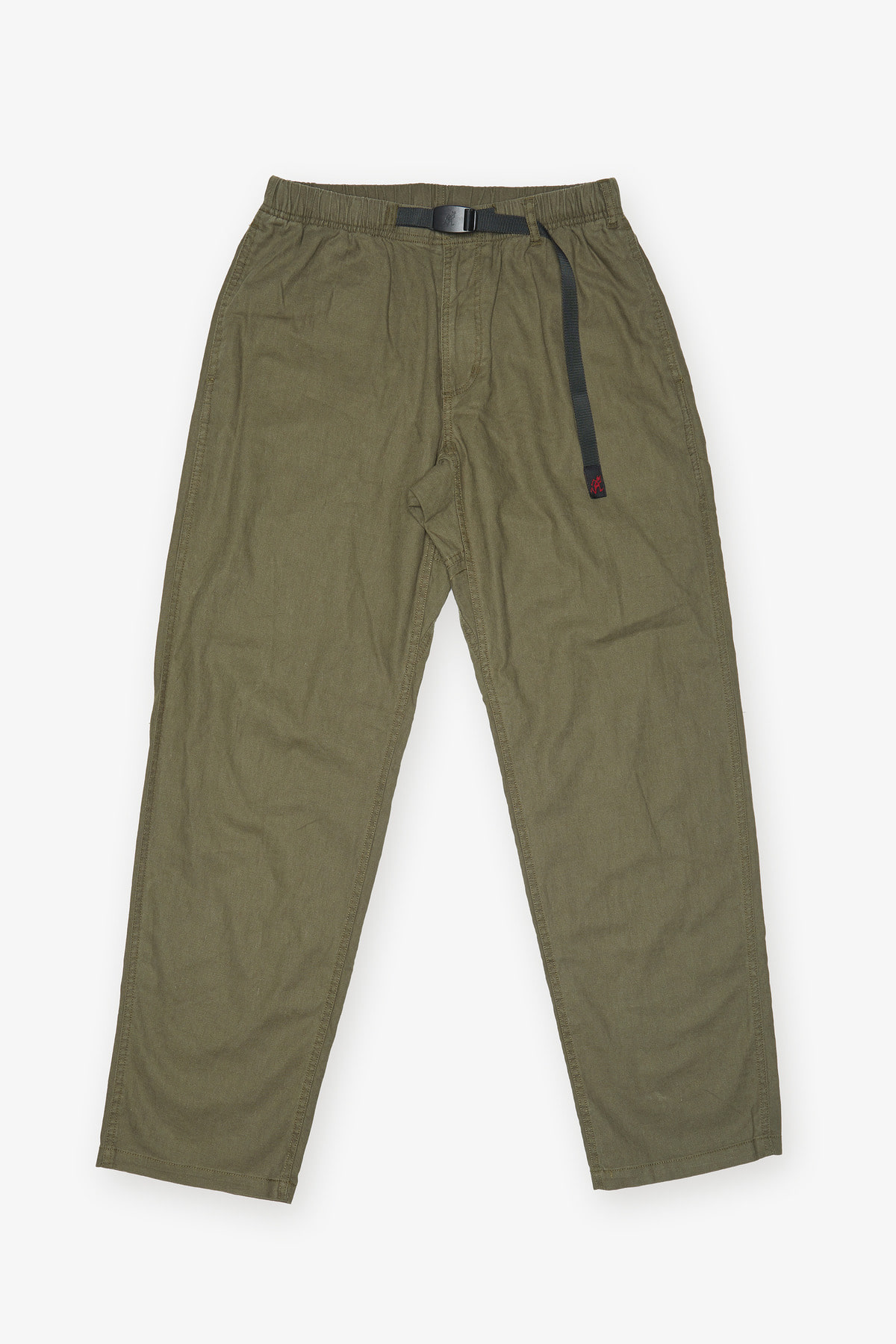 LINEN COTTON GRAMICCI PANTS OLIVE