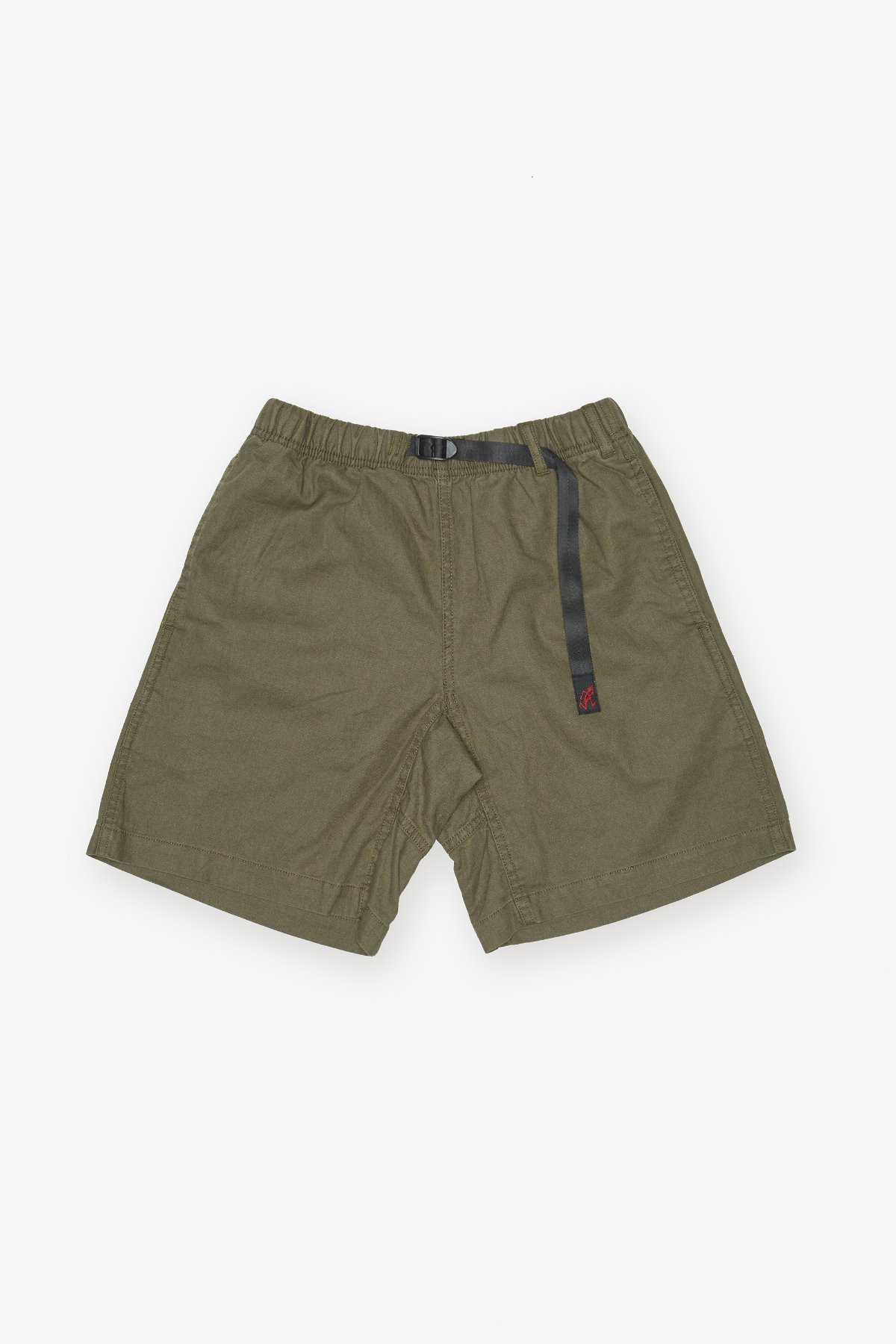 LINEN COTTON WS G-SHORTS OLIVE