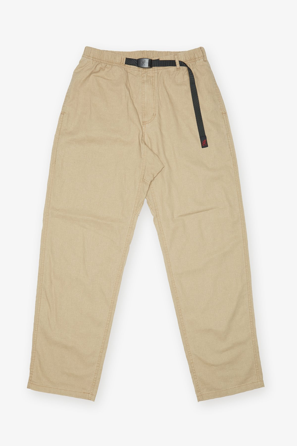 LINEN COTTON GRAMICCI PANTS BEIGE