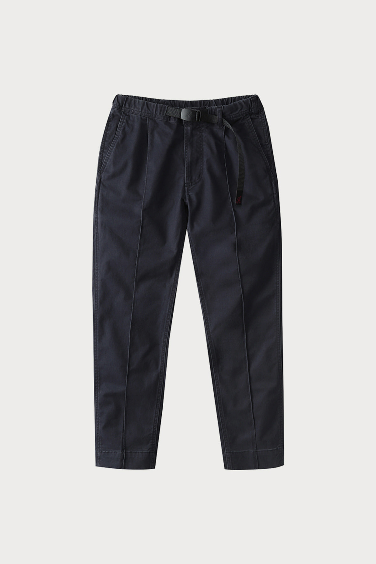 PINTUCK PANTS DOUBLE NAVY
