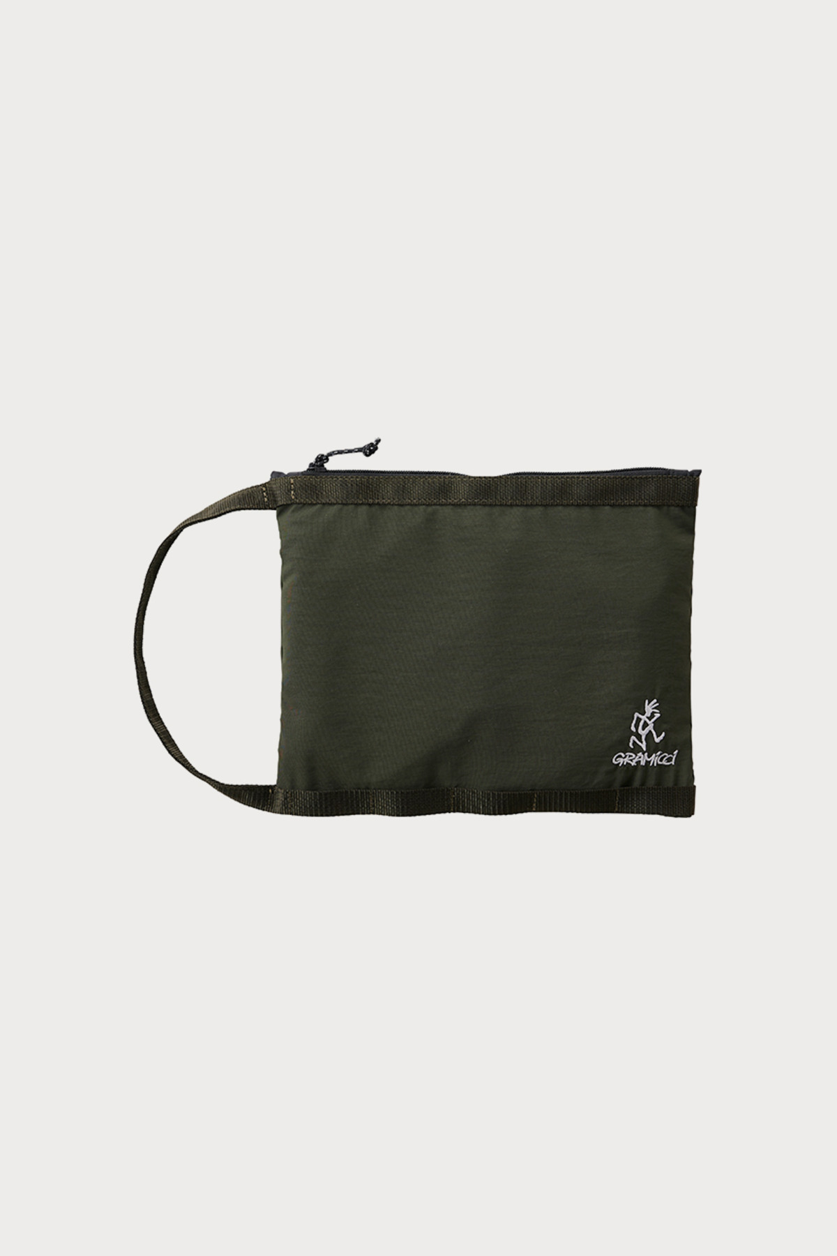 HANDLE POUCH DEEP OLIVE