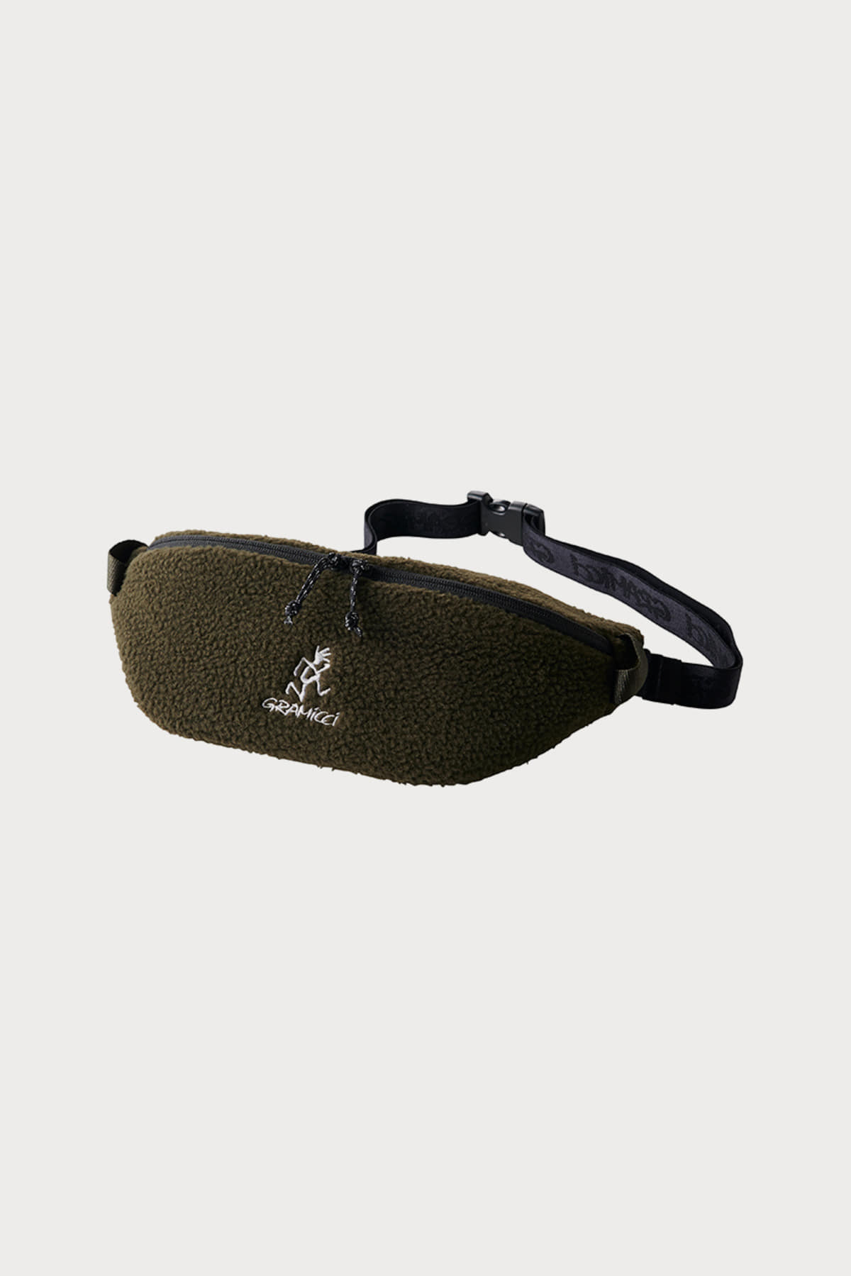 BOA FLEECE BODY BAG OLIVE