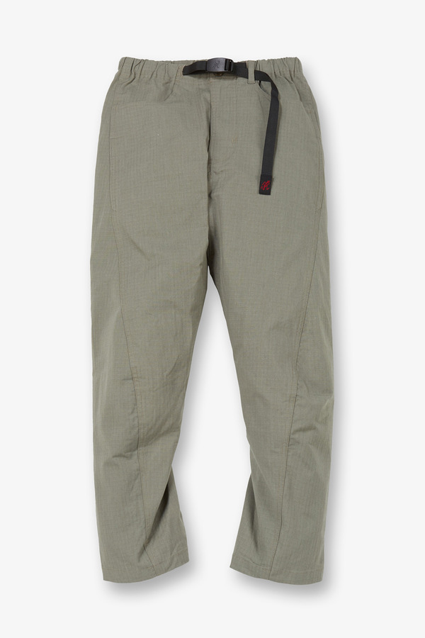 RIPSTOP DRAPING PANTS HEATHER MOSS