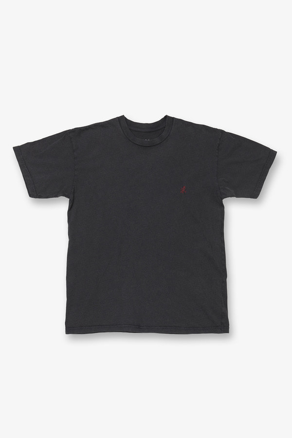 ONE POINT T-SHIRTS BLACK