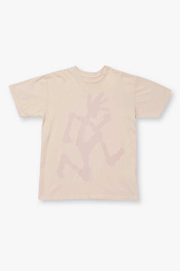 BIG LOGO T-SHIRTS PINK