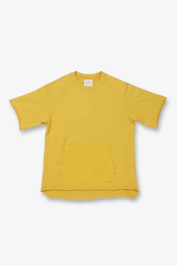 S/S TALECUT SWEAT GOLD