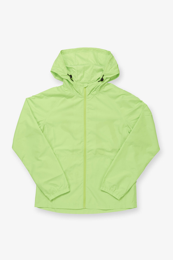 RUNNINGMAN RAIN PARKA NEON YELLOW