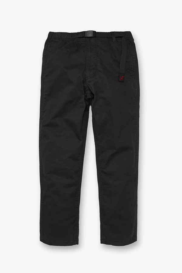 W'S TAPERED CROPPED PANTS BLACK