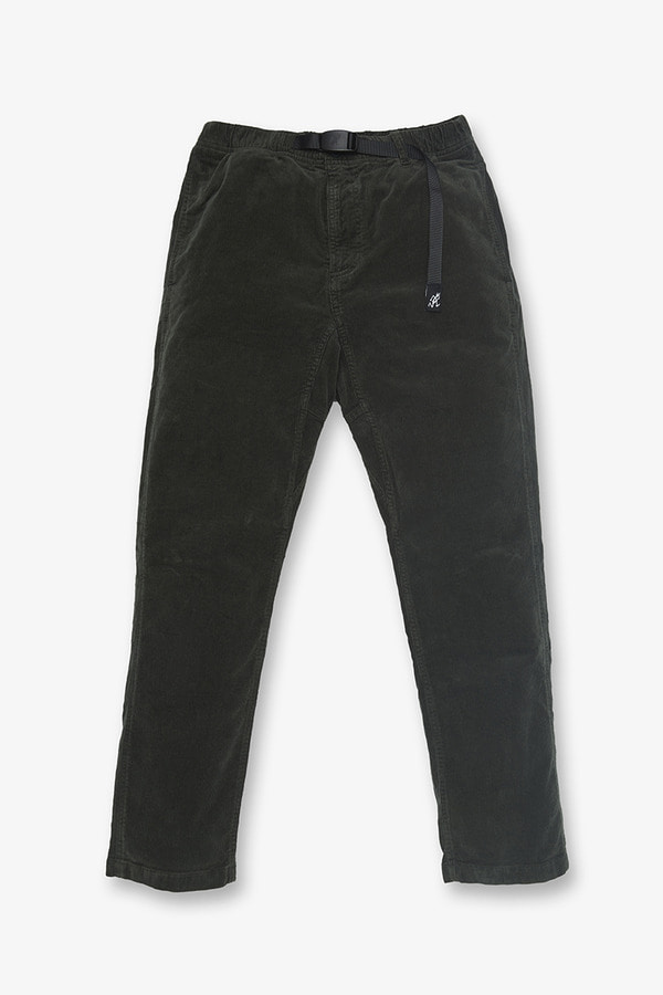 CORDUROY NN-PANTS JUST CUT DARK GREEN