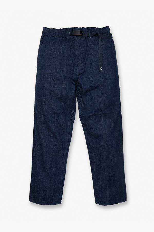 GRAMICCI X ORDINARY FITS LOOSE DENIM PANTS ONE WASH