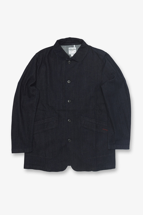 DENIM WORK JACKET ONE WASH