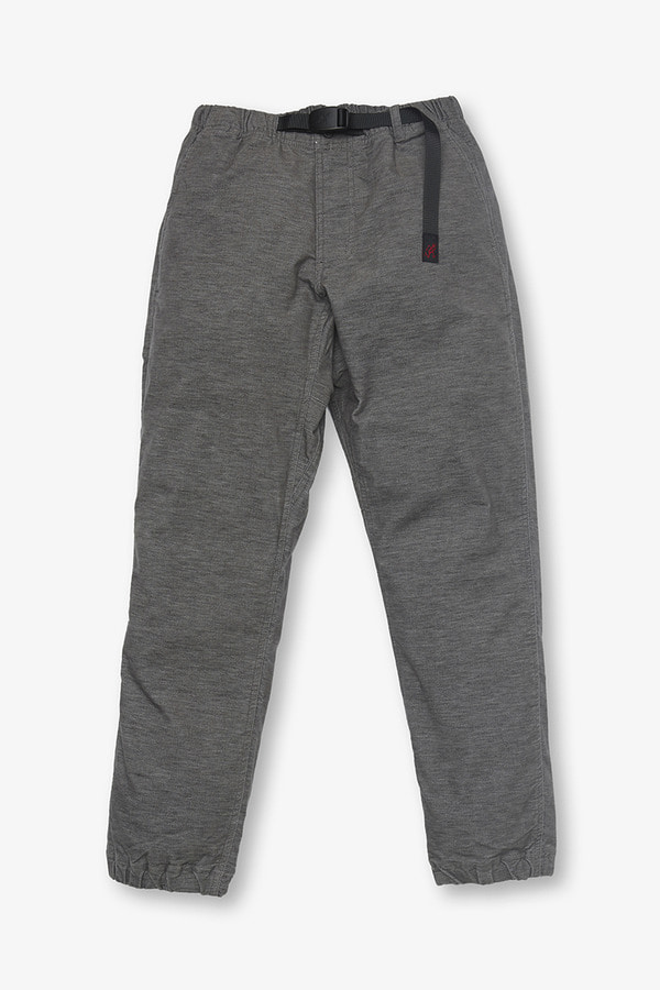 AMERICAN VELVETEEN JOGGER PANTS MID GREY HEATHER