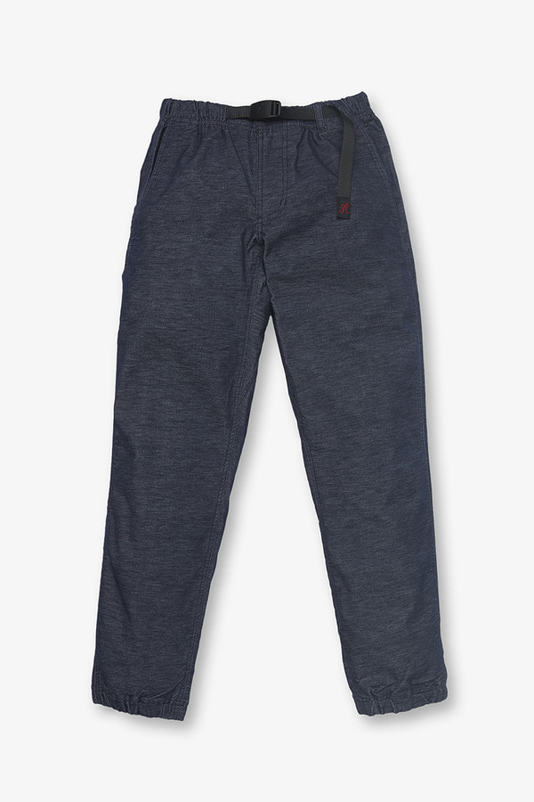 AMERICAN VELVETEEN JOGGER PANTS NAVY HEATHER