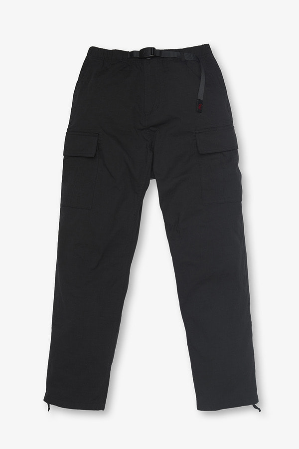 BIG RIPSTOP CARGO PANTS BLACK