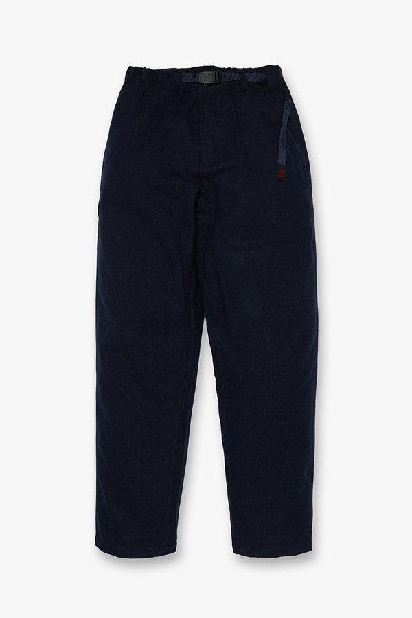 WOOL BLEND GRAMICCI PANTS DOUBLE NAVY