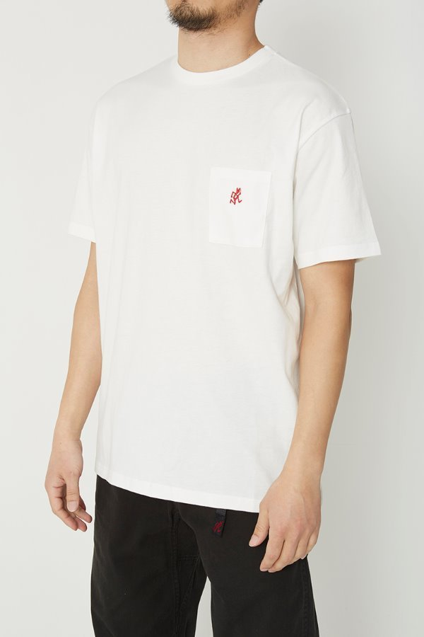 ONE POINT T-SHIRTS WHITE