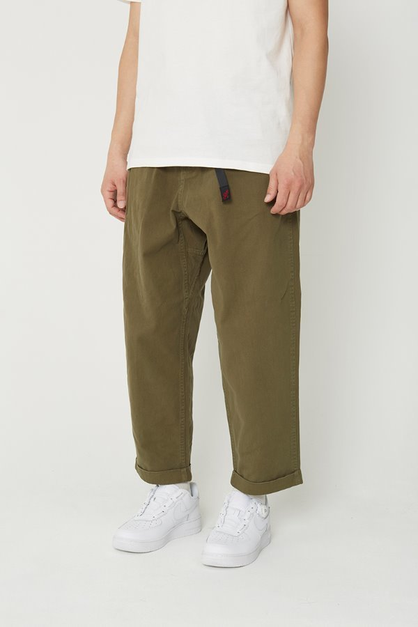 RESORT PANTS OLIVE