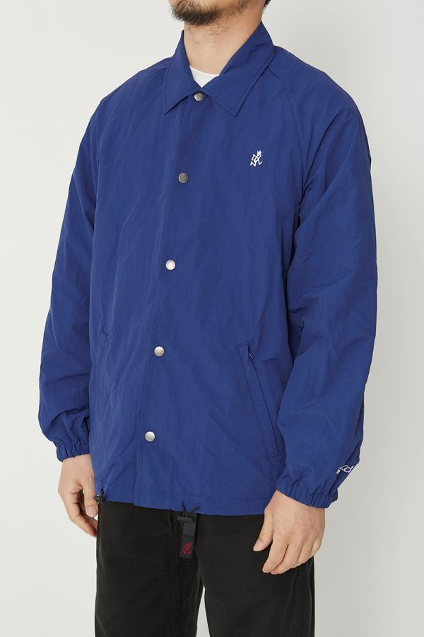 SHELL COACHES JACKET NAVY