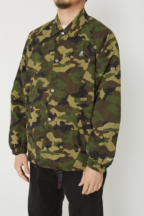 SHELL COACHES JACKET CAMO