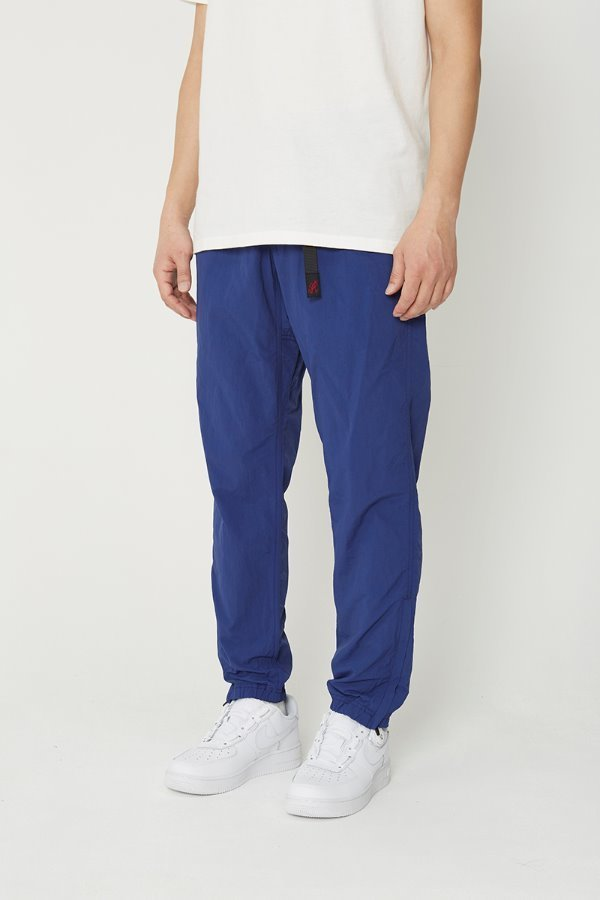SHELL JOGGER PANTS NAVY